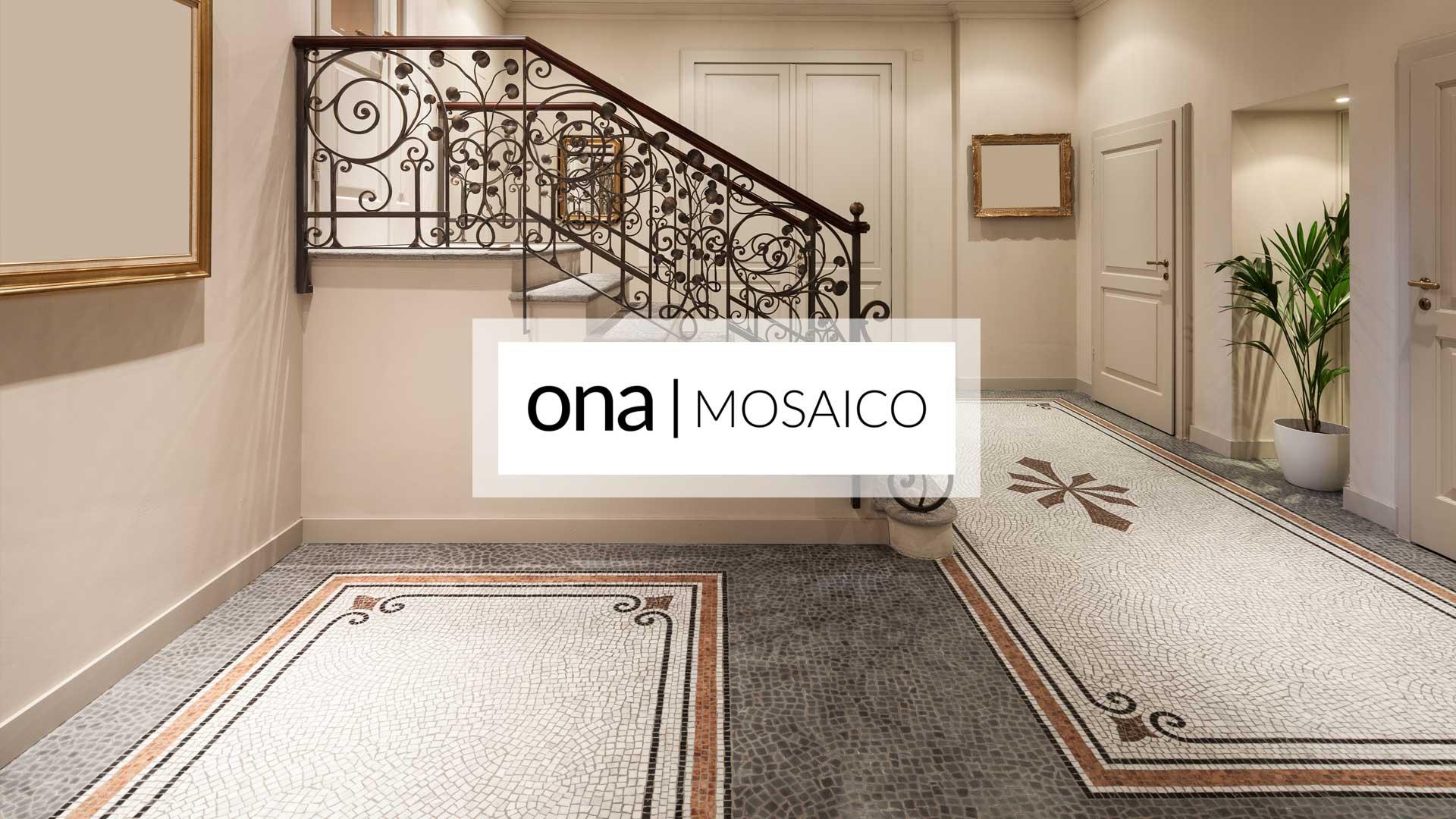 Suelo mosaico ideas para decorar el bao con mosaicos hidrulicos la tapera sala suelo mosaico y - Mosaicos para suelos ...