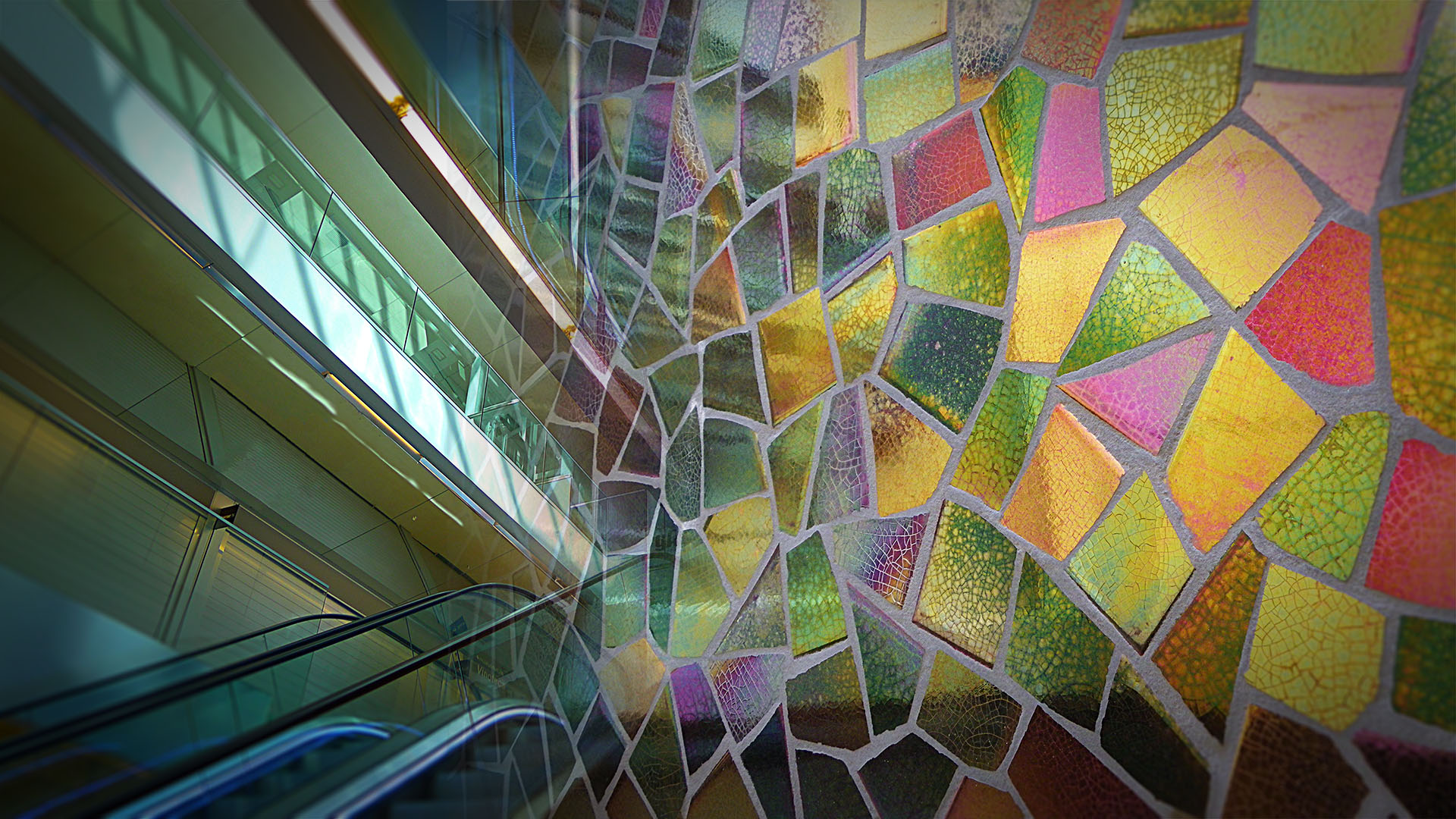 Cosmos-ona-mosaico